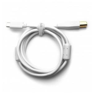DJ TECHTOOLS Chroma Cable kabel USB-C (biały)