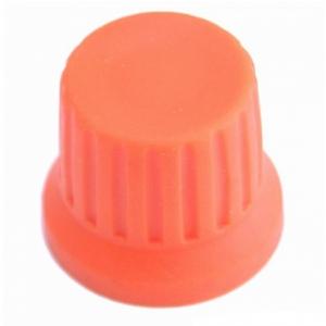 DJ TECHTOOLS Chroma Caps Encoder pokrętło  (pomarańczowe)