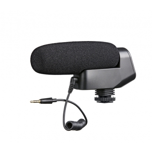 BOYA BY-VM600 kierunkowy mikrofon typu shotgun