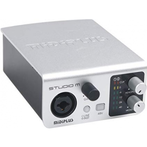 Midiplus Studio M interfejs audio USB