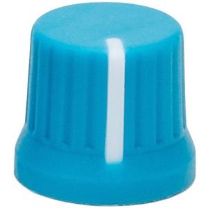 DJ TECHTOOLS Chroma Caps Super Fatty Knob 180  (niebieski)