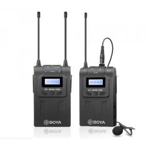 BOYA BY-WM8 Pro-K1 zestaw bezprzewodowy z mikrofonem  (...)