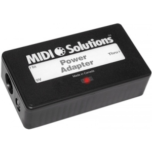 MIDI Solutions Power Adapter