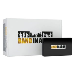PG Music Band-in-a-Box UltraPAK 2019 dla Mac BOX