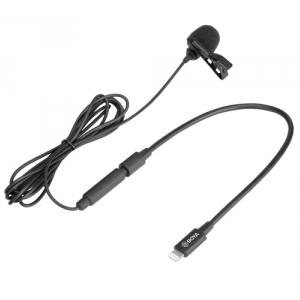 BOYA BY-M2 Uniwersalny mikrofon krawatowy dla iPHONE ze  (...)