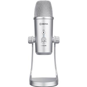BOYA BY-PM700SP mikrofon pojemnościowy USB-C oraz lightning