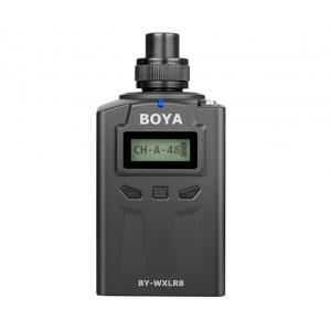 BOYA BY-WXLR8 PRO Bezprzewodowy nadajnik UHF ze złączem XLR