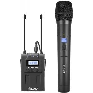 BOYA BY-WM8 PRO-K3 zestaw bezprzewodowy z mikrofonem  (...)