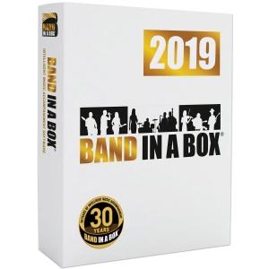 PG Music Band-in-a-Box MegaPAK 2019 dla Mac BOX
