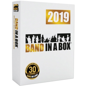 PG Music Band-in-a-Box Pro 2019 dla Mac BOX