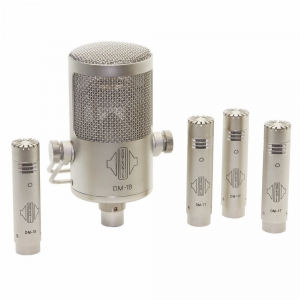 Sontronics DRUM Pack zestaw mikrofonów do perkusji
