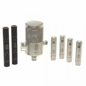 Sontronics DRUM Pack PLUS zestaw mikrofonów do perkusji
