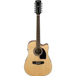 Ibanez PF1512ECE-NT Natural High Gloss gitara  (...)