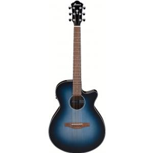 Ibanez AEG50-IBH Indigo Blue Burst High Gloss gitara  (...)