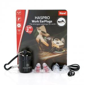 Haspro Work Universal zatyczki do uszu (para)