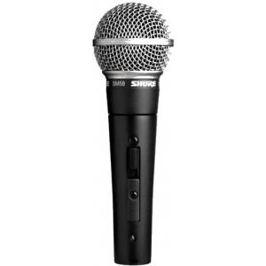 Shure SM 58 SE mikrofon dynamiczny z wyłącznikiem