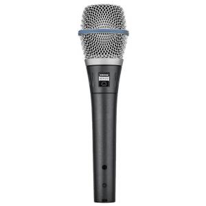 Shure Beta 87 C mikrofon pojemnościowy