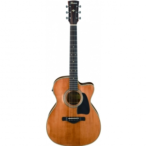Ibanez AVC11CE-ANS Antique Natural Semi-Gloss Thermo Aged gitara elektroakustyczna