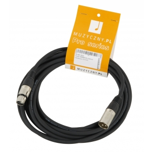 4Audio MIC 4m przewód mikrofonowy XLR-F - XLR-M