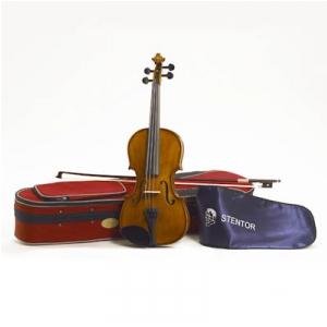 Stentor 1500 / A skrzypce Student II 4/4 (futerał + smyczek)