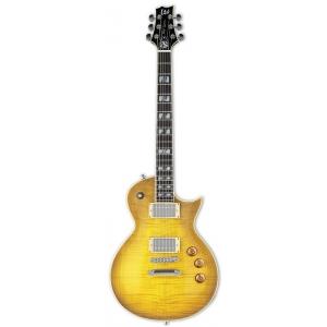 LTD Alex Skolnick AS-1FM LB gitara elektryczna, Lemon Burst