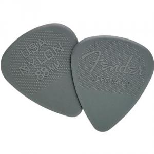 Fender Nylon, 351 Shape, kostka gitarowa 0.88 mm