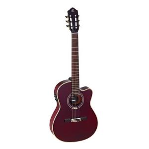 Ortega RCE138-T4STR gitara elektroklasyczna z pokrowcem