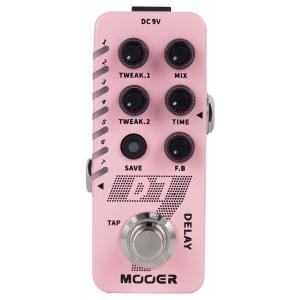 Mooer D7 multi-delay efekt gitarowy