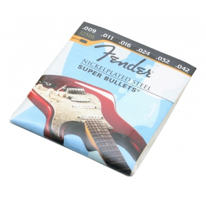 Fender 3250L nickel plated struny do gitary elektrycznej  (...)