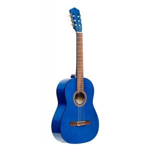 Stagg SCL50 1/2 BLUE gitara klasyczna, kolor niebieski