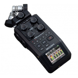 ZooM H6 Black cyfrowy rejestrator