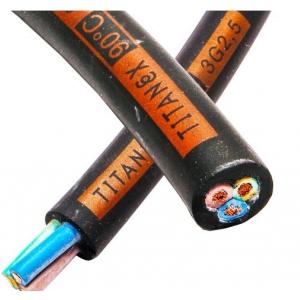 HELUKABEL H07RN-F przewód zasilający 3x2,5 żo TITANEX