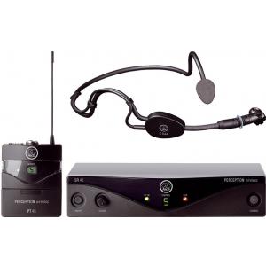 AKG WMS45 Sport Set mikrofon bezprzewodowy nagłowny  (...)