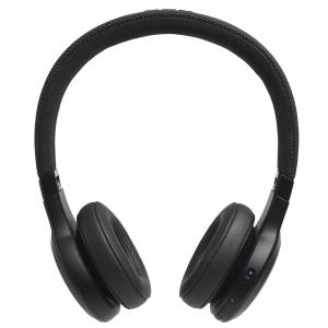 JBL Live 400BT BLK słuchawki bezprzewodowe nauszne, kolor czarny
