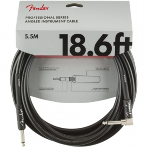 Fender Professional Series Instrument Cable 18,6' Black   (...)
