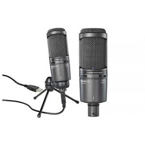 Audio Technica AT-2020 USB plus, mikrofon pojemnościowy USB
