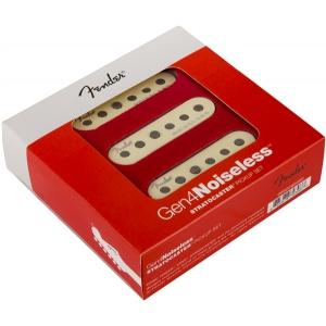 Fender Gen4 Noiseless Stratocater Set zestaw przetworników