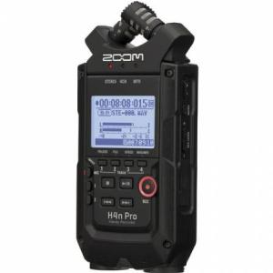 ZooM H4n PRO Black cyfrowy rejestrator