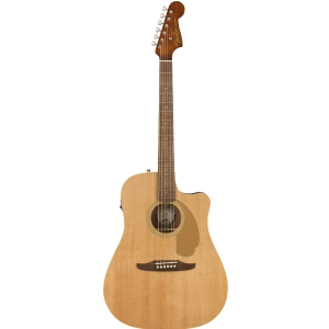 Fender Redondo Player, Walnut Fingerboard, Natural  gitara  (...)