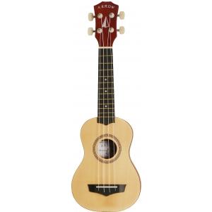 Arrow PB10 NA ukulele sopranowe z pokrowcem