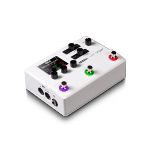Line 6 Helix HX Stomp Limited Edition, White procesor  (...)