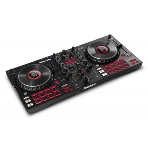 Numark MixTrack Platinum FX - 4-kanałowy kontroler DJ z  (...)