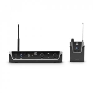 LD Systems U306 IEM System odsłuchu dousznego 655 - 679 MHz