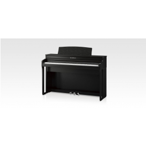 Kawai CA 49 B pianino cyfrowe, kolor czarny