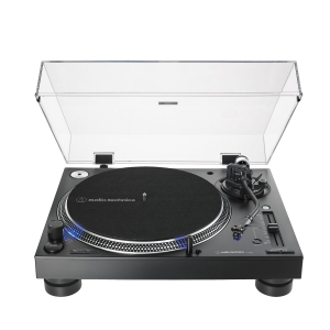Audio Technica LP140XP gramofon, kolor czarny