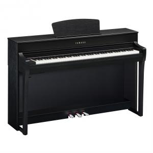 Yamaha CLP 735 B Clavinova pianino cyfrowe (kolor: black /  (...)