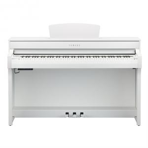 Yamaha CLP 735 WH Clavinova pianino cyfrowe (kolor: white  (...)