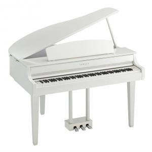 Yamaha CLP 795 GP WH Clavinova fortepian cyfrowy (kolor: white polished / biały połysk)