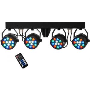 Eurolite KLS Party -  zestaw oświetleniowy LED