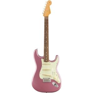 Fender Vintera 60s Stratocaster Modified Pau Ferro Fingerboard Burgundy Mist Metallic gitara elektryczna